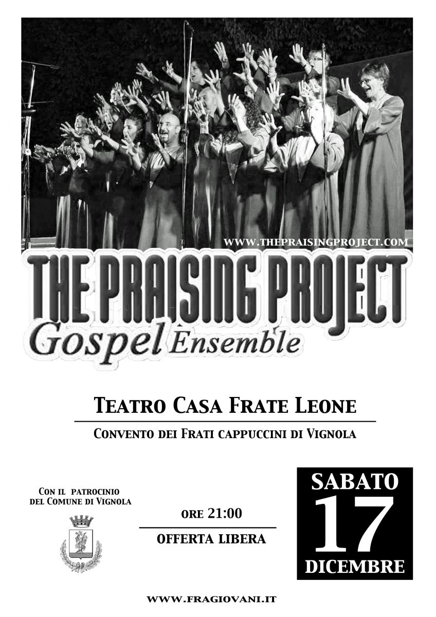 The Praising Project  -  Gospel ensemble