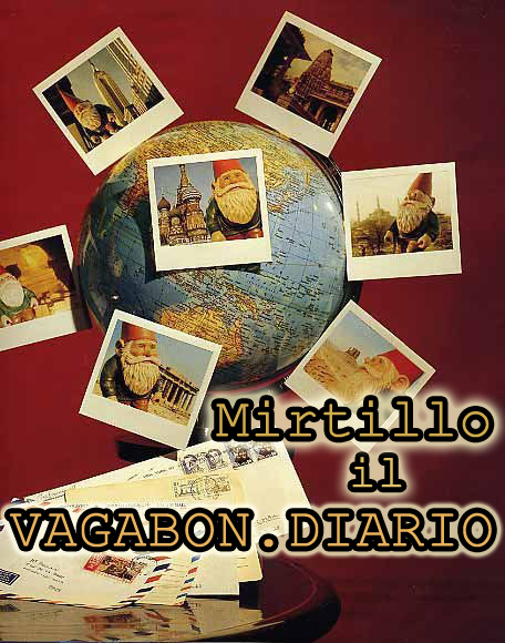 Mirtillo: il Vagabon.Diario! 15*Episodio