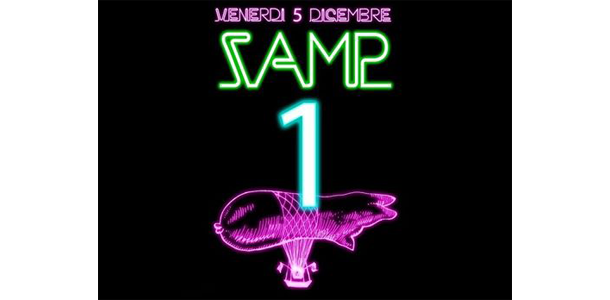 ZAMP1 - Open bar e Fluo Party