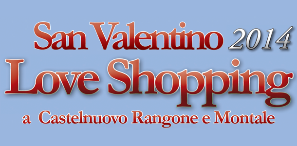 CASTELNUOVO - I LOVE SHOPPING