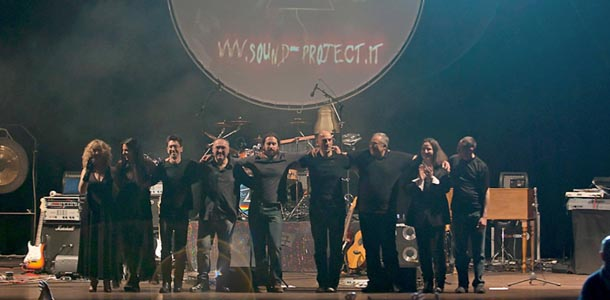AL TEATRO FABBRI I SOUND PROJECT, PINK FLOYD TRIBUTE BAND