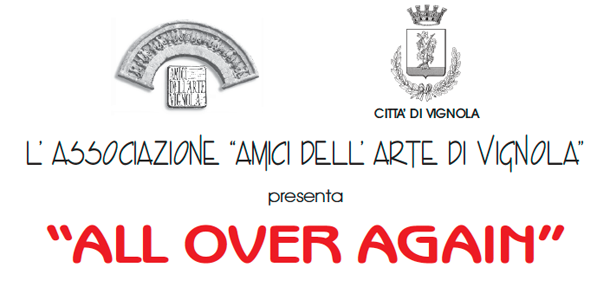 All over again - Dipinti di Mauro Pifferi