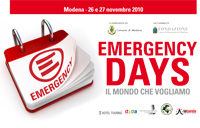 MODENA - EMERGENCY DAYS