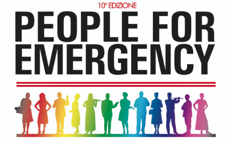 PEOPLE FOR EMERGENCY - X EDIZIONE